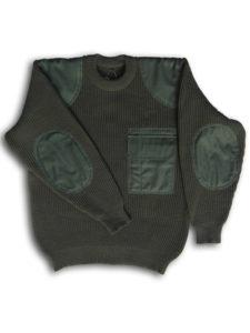 sweter_meski_polgolf_z_tkanina